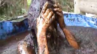 Scat bath
